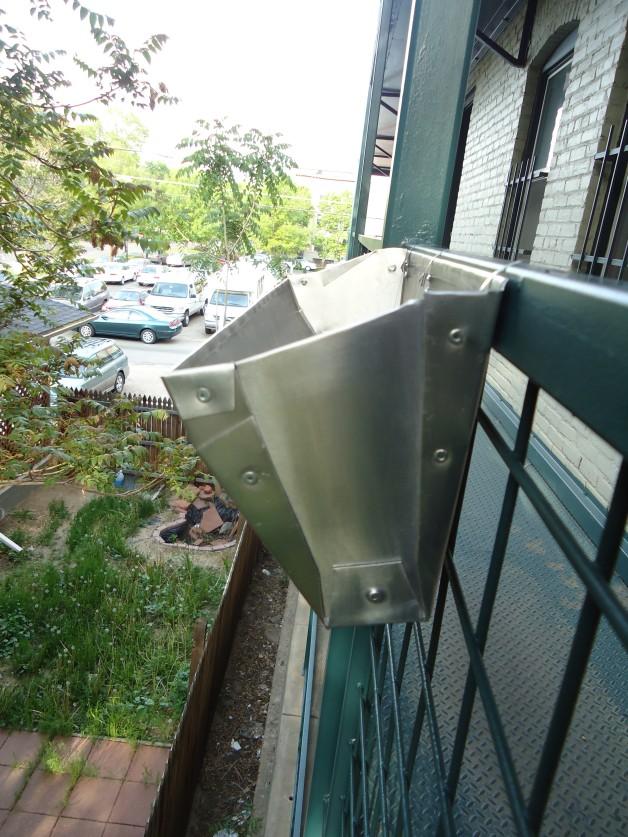 Aluminum Planter Box