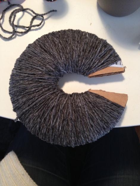 pompom making