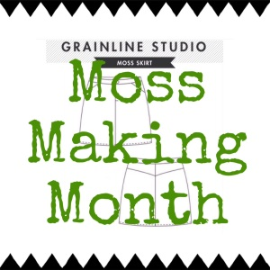 moss making month logo