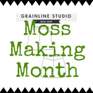 moss making month logo